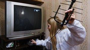 Минкомсвязь опубликовала график отключения аналогового телевещания