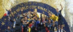 Новый рекорд: Чемпионат мира FIFA 2018 посмотрело более половины населения планеты