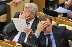 Путин подписал закон о смещении депутатов и сенаторов с должностей за конфликт интересов