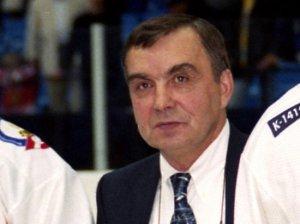 Умер двукратный олимпийский чемпион СССР по хоккею Евгений Зимин