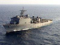 [с голой жопой на ежа] В Черное море направлен десантный корабль ВМС США