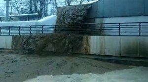 Руководство канала имени Москвы назвало причину прорыва дамбы и затопления Тушинского тоннеля