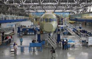 ОАК не планирует отказываться от использования композитов в крыле самолета МС-21