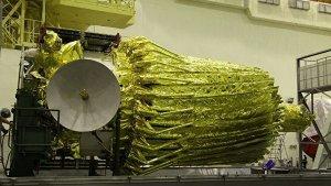"""Ученые сообщили о потере управления космическим телескопом """"Спектр-Р"""""""
