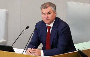 Володин поручил пригласить в Думу Google в связи с неверным указанием Крыма на карте