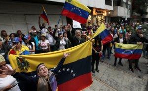 Макрон выдвинул ультиматум по ситуации в Венесуэле