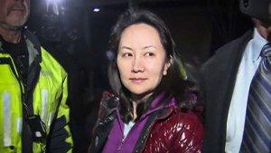 Китай сделал США и Канаде представление в связи с запросом об экстрадиции финдиректора компании Huawei Мэн Ваньчжоу, которая была арестована в Ванкувере