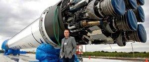 Маск заявил, что новый двигатель SpaceX превзошел показатели РД-180