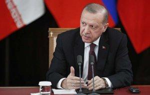 """Ёрдоган подтвердил, что """"урци¤ не намерена отказыватьс¤ от покупки —-400 (ѕо словам турецкого президента, јнкара """"также интересуетс¤ новыми комплексами —-500"""")"""