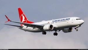 В Китае ввели временный запрет на использование самолётов Boeing 737 MAX 8