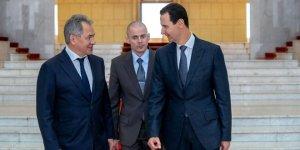 Президент Башшар Аль-Асад принял министра обороны РФ Сергея Шойгу