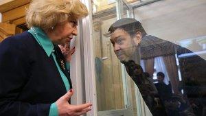 Кирилл Вышинский выступил против его обмена на украинских граждан