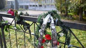 Бастрыкин назвал причины стрельбы в керченском колледже