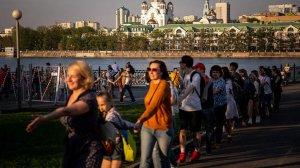 Екатеринбург должен вернуться в Россию (А храм небесной покровительницы - в Екатеринбург, вопреки всем майданным беснованиям)