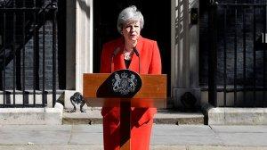 Мэй объявила об отставке с поста лидера Консервативной партии Британии