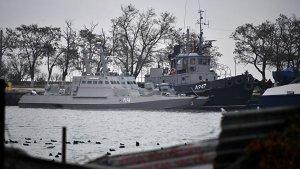 Морской трибунал потребовал от России освободить украинских моряков.