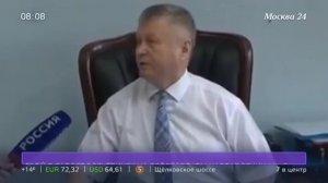"""Чиновник из Хакасии напал на журналиста из-за """"неудобного"""" вопроса"""