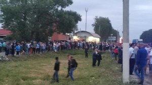 Власти Чемодановки заявили, что цыгане добровольно покинули село
