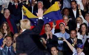 WP узнала об утрате Трампом интереса к Венесуэле