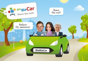 Суд принял к рассмотрению иск о запрете в России сервиса BlaBlaCar.