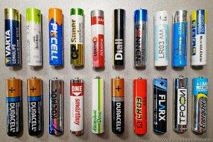 Дешёвые и дорогие батарейки ААА
