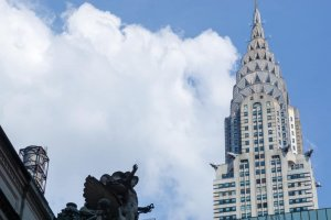 [пятничное] Арабы продали знаменитый небоскрёб Chrysler Building за $150 000 000. Это 16% от стоимости приобретения