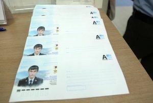Почта России выпустила штемпель с Героем России Нурбагандовым