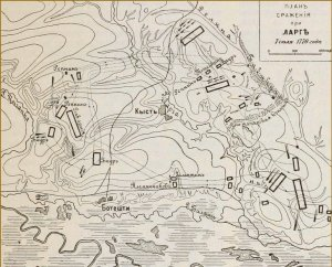 Двести сорок девять лет назад войска Петра Румянцева выиграли битву при Ларге