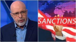 """Саймс заявил об опасениях Вашингтона, что Россия ответит на санкции """"новым Крымом и Сирией"""" у границ США"""