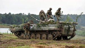 Трое украинских военных утонули на глазах инструкторов НАТО, заявили в ДНР
