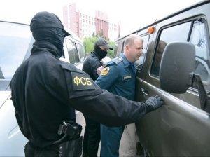 ФСБ задержала сотрудника МЧС на совещании в мэрии Читы