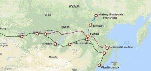 Daily Mail: Амуро-Якутская магистраль в России - выдающееся достижение