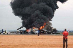 В результате ракетного удара в Ливии уничтожены два украинских Ил-76