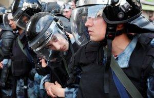 Полиция Москвы предупредила, что акция оппозиции 3 августа незаконна