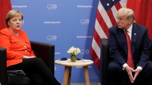 Spiegel: Германия больше не хочет принимать участие в американских военных операциях