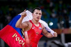 Российские борцы взяли шесть золотых медалей на этапе Гран-при в Дортмунде