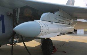 """Корпорация """"Тактическое ракетное вооружение"""" раскрыла характеристики новейших авиационных средств поражения """"Гром"""" (""""Испытания """"Гром-Э1"""" и """"Гром-Э2"""" успешно завершены)"""