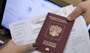 Прибалтика отказывается признавать российские паспорта, выданные жителям Донецкой и Луганской областей