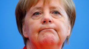 Меркель подтвердила свое намерение уйти из политики