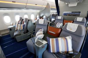 """Раскрыта реальная разница между бизнес-классом и """"экономом"""" самолета"""