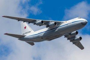 """Ан-124 """"Руслан"""" после модернизации станет """"российским"""""""