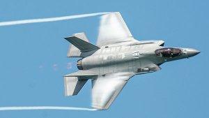 Болтон обвинил Китай в краже технологий F-35 для своего истребителя