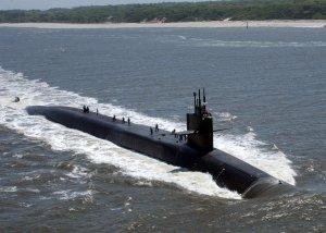 """Атомная подводная лодка ВМС США со 154 """"Томагавками"""" вошла в Эгейское море"""