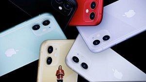 Места в очередях за iPhone 11 продают по цене до 500 тысяч рублей