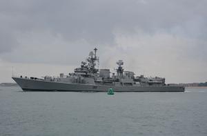 Индия и Россия договорились о модернизации системы ПВО индийских эсминцев