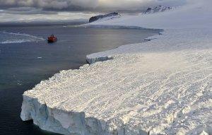 Сокращение льдов Арктики летом почти поставило очередной рекорд