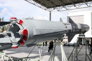 """В России разработана крылатая ракета """"Оникс-М"""" с дальностью 800 км (Увеличена дальность морской ядерной ракеты)"""