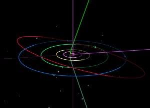 Обнаружен второй межзвездный объект пересекающий солнечную систему - комета 2I/Borisov