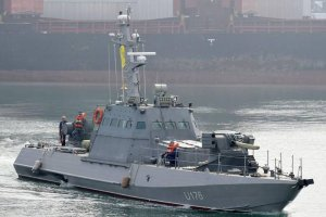Украина построила бронекатер