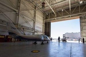 NASA начинает испытания первого полностью электрического самолёта